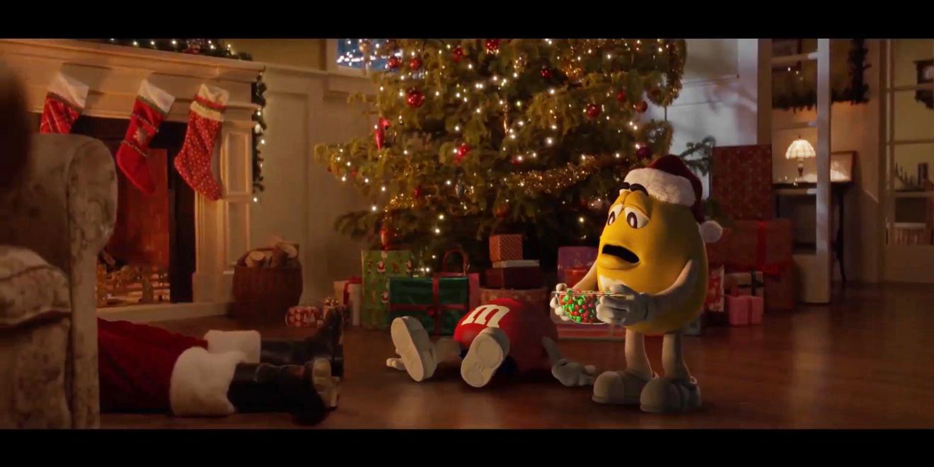 M&M's Natale